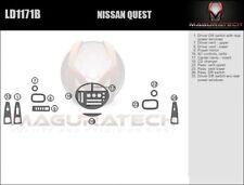 Fits Nissan Quest 2004-2006 Basic Premium Wood Dash Trim Kit