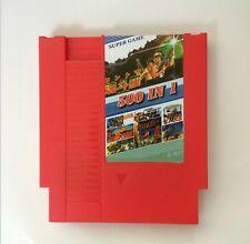 New Arrival 500 In 1 Game Card For 72 Pin 8 Bit Game Player NES