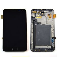 Full LCD Touch Screen Glass Digitizer Frame Assembly F Samsung Galaxy Note N7000