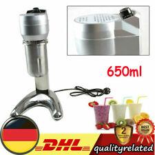 Milchshaker Drink Mixer 650ml Eiweißshaker Cocktail Frappe Mixer 300W Standmixer