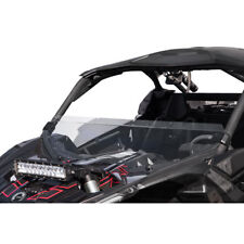 Tusk Removable Half Windshield Clear Can-Am Maverick X3 900 HO 2018 X RS DS Max