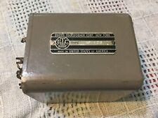 Vintage Utc Transformer, Type Hp-123, United Transformer Corp., (2020-07-73)