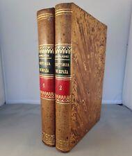 HERNANDEZ / HISTORIA GENERAL DE ESPANA / 1878 (texte en espagnol) ILLUSTRATIONS