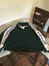 Vintage North Sails Long Sleeve Rugby Polo Shirt Nautica XXL Good Condition