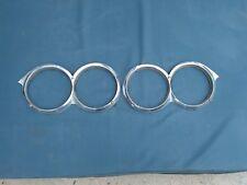 1958 Buick Headlight Rings '58