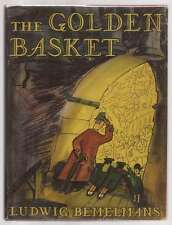 The Golden Basket Ludwig Bemelmans 1st edition 1936