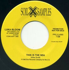 """LUKA BLOOM/THE CARL STALLING PROJECT Soil X Samples 7"""" 1990 Sire EX+"""