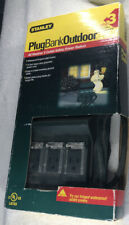 New in Box - Stanley Plug Bank Outdoor (15')