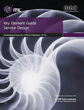 Key Element Guide Service Design: The Official Pocketbook by Great Britain. Off