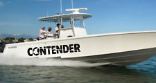 """Pair 72"""" contender boat large decal sticker decal emblem graphics decals USA"""