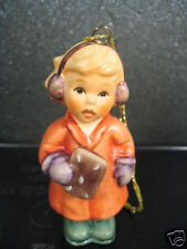 "Goebel Hummel Ornament Sweet Treats Hum 2067/A/O 3"" Tmk 7"