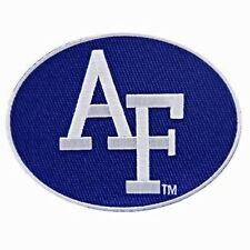 NEW! Air Force Falcons Peel & Stick Repositionable Embroidered Patch