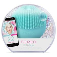 Foreo Luna fofo Smart Facial Cleansing Skin Analysis Device Mint New Sealed $89