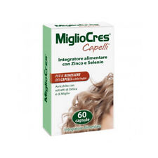 Migliocres Complément Alimentaire pour Bien-être Cheveux Ongles Renforcement