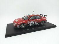 Spark 1:43 - S0477 Alfa Romeo 156 #16 Wtcc 2006 Giani Morbidelli
