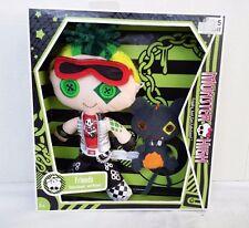 Monster High Friends DEUCE GORGON & PERSEUS Plush Doll and Pet BRAND NEW 2011