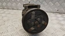 PEUGEOT 307 AIR CONDITIONING PUMP 9651910980 1.6 HDI 2006
