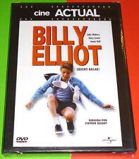 BILLY ELLIOT English Español Français Italiano DVD R2 Precintada