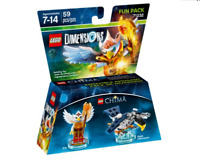 Legends of Chima Eris Fun Pack - LEGO Dimensions 71232