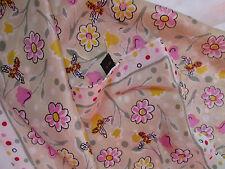 Superbe Foulard TOUR DE COU  soie  50cm x 50cm TBEG vintage scarf