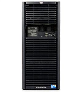"""HP ML370 G6 Xeon Quad Core 24GB DDR3 SAS/SATA 2,5"""""""