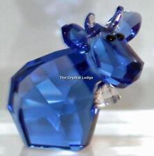 SWAROVSKI CRYSTAL LOVLOT MINI MO SCUBA BLUE 5125948 MINT BOXED RETIRED RARE