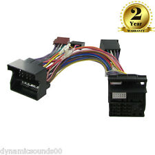 Parrot Bluetooth ISO Adaptor SOT Lead For Ford Fiesta Focus