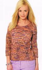 Daniella ANNIKEN Allis Knitting Pattern de Magazine-dentelle Pull