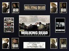 The Walking Dead Season 6  (16 x 12) Display