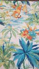 Tommy Bahama Outdoor Wind Surfers Mangrove fabric by the yard