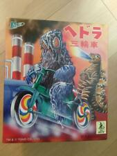 Hedra tricycle Soft vinyl figure Tokyo Comic Con limited Edition Godzilla M1GO