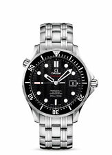 Analoge OMEGA Armbanduhren aus Edelstahl