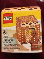 LEGO Gingerbread Man Minifigure 5005156 - 3 PCS [Toys & Games, Seasonal] NEW