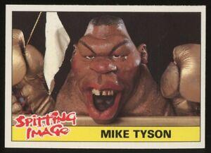 1990 Spitting Image Boxing #31 Mike Tyson