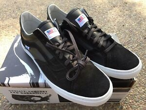 Vans Style 113 Pro Made in USA arcad Size 12 Black Limited Edition Vault Rare