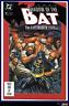 BATMAN SHADOW OF THE BAT #1 (1992) KEY 1ST ZSASZ BIRDS OF PREY MOVIE DC 9.4 NM