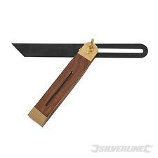 Silverline ~ Schmiege Winkelmesser Gradmesser Winkelschmiege 230mm CB72