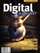Digital Machinist Magazine Vol. 2 No.4 Winter 2007