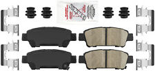Disc Brake Pad Set-Disc Rear Autopartsource PTC995 fits 2004 Toyota Sienna