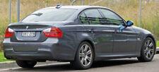 BMW 3-Series 2006-2011 E90 Sedan Slimline Window Visors/Weathershields Set 4PCS