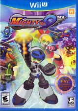 Mighty No. 9 (Nintendo Wii U, 2016)  *Factory Sealed*