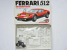Ferrari 512 BB Berlinetta Boxer, Bausatz Kit, Kawai KT100-7 in 1:38 boxed