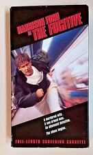 The Fugitive (1994 VHS Promo Screener PG-13 Playtested) Julianne Moore Sela Ward