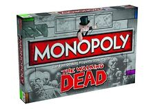 The Walking Dead Edition MONOPOLY Official Merchandise