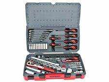 Teng TM095 95 Piece 1/4in and 1/2in Socket and Tool Set