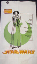 Rare 1997 Star Wars PRINCESS LEIA Beach Towel Rebel Alliance NEW NEVER USED