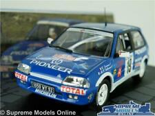 CITROEN AX GTI MODEL RALLY CAR 1:43 SCALE 1993 IXO DRIANO MONTE CARLO K8