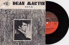 "DEAN MARTIN GENTLE ON MY MIND 1969 RECORD INDIA 7"" PS SINGLE"