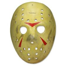 NECA Friday The 13th Part 3 Prop Replica Jason Voorhees Hockey Mask
