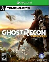 Tom Clancy's Ghost Recon: Wildlands (Xbox One, 2017) BRAND NEW, SEALED